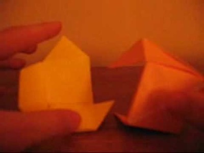 Origami Magic Rose Cube Tutorial (part 2)