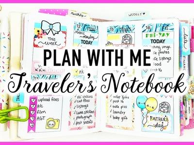 Plan With Me: Foxy Fix TN Week 24
