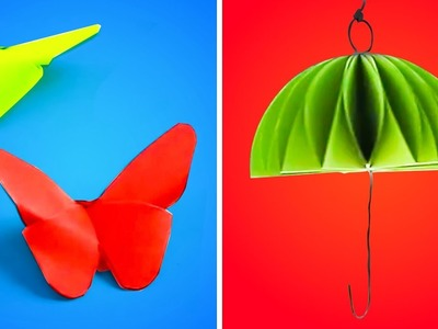 17 SIMPLE PAPER ORIGAMI IDEAS FOR KIDS