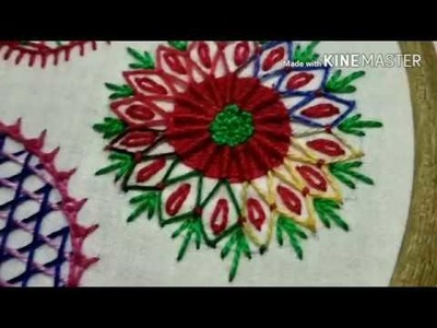 203-Different modifications of weave stitch ( Hindi.Urdu)