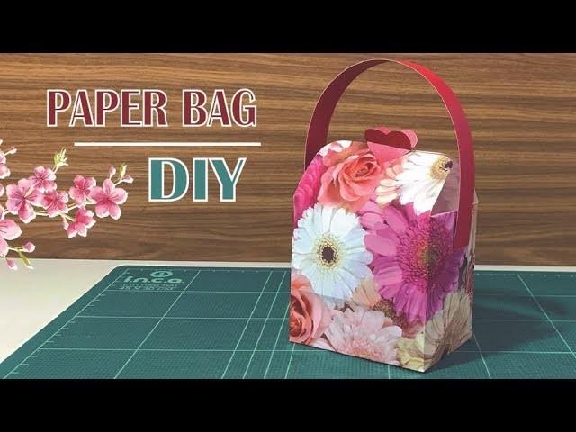 paper diy paper bag tutorial 04 diy paper bag tutorial 04 origami tulip traditional