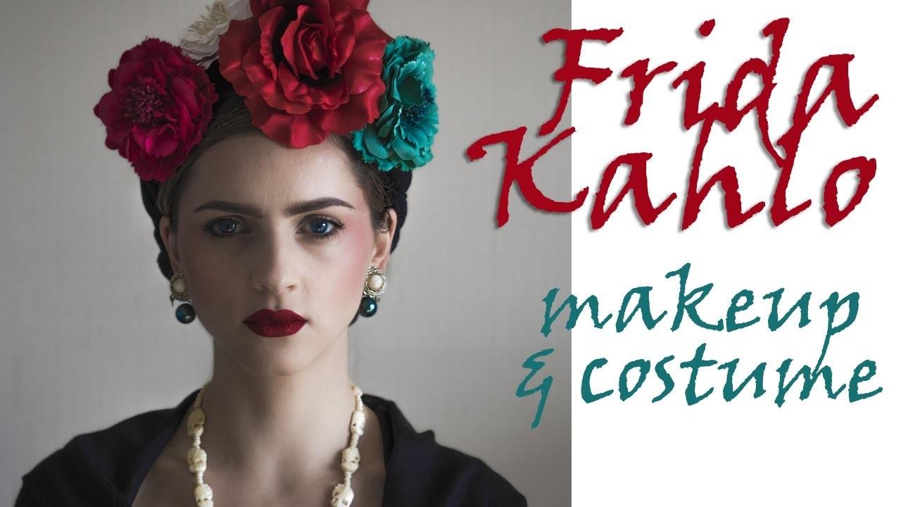 Frida Kahlo - Makeup and Costume   MILA