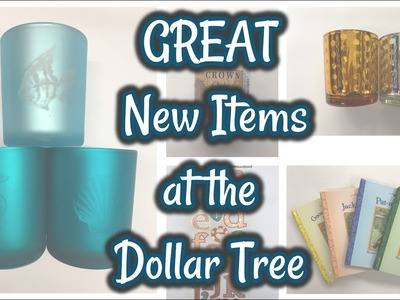 GREAT NEW Finds at the Dollar Tree | July New Items at the Dollar Tree