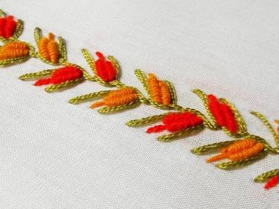 Hand How To Interlock Hair How To Interlock Hair Hand Embroidery