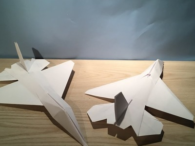 How to make a General Dynamics F-16 Fighting Falcon