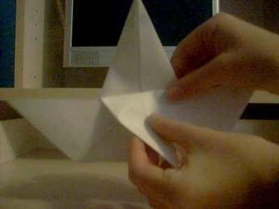 How To Make An Origami Flying Dinosaur