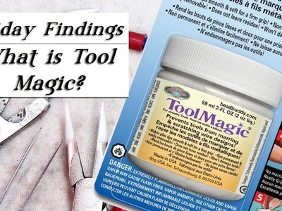 How Tool Magic Can Help With Jewelry Making and Polymer Clay Sculpting Tools-Friday Findings