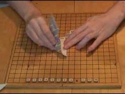 Origami Dove Folding Instructions