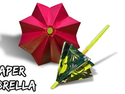Origami UmbrellaThat Open And Close NEW
