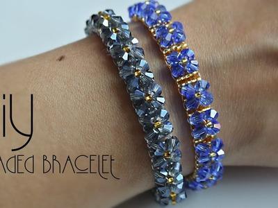 Bracelet ! How to make bracelets ! Bracelet Tutorial ! Black Pearl