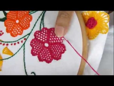 Stitch Basic Hand Embroidery Stitch For Beginners Basic Hand
