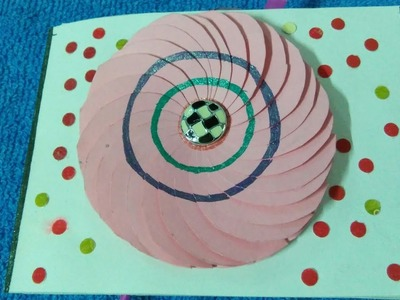 Mini scrapbook idea. simple and very easy way to make birthday  scrapbook 3rd part,