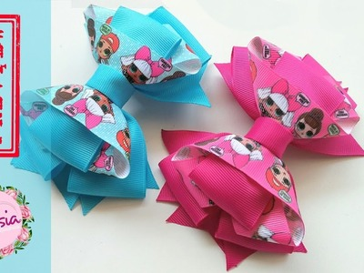 [PREVIEW] Laço Julia ???? LOL Ribbon Bow Tutorial ???? DIY by Elysia Handmade
