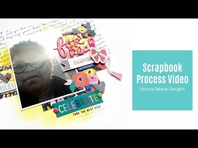 Scrapbook Process Video | For Real