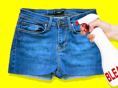 20 JEANS HACKS AND CRAFTS FOR KIDS
