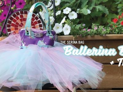 Ballerina Bag + Detachable Tutu You Can Wear! | The Serina Bag