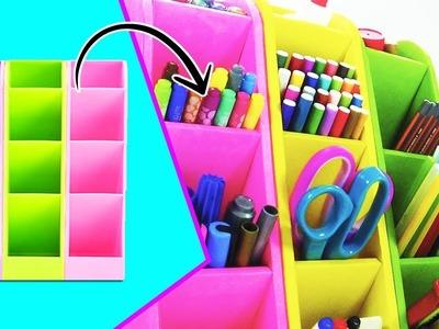 DIY Desktop Organizer - Ecobrisa DIY