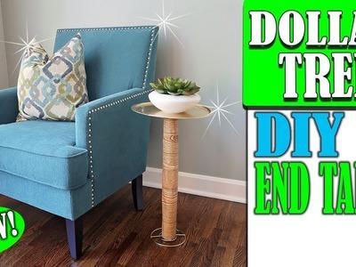 DIY Dollar Tree End Table Room Decor