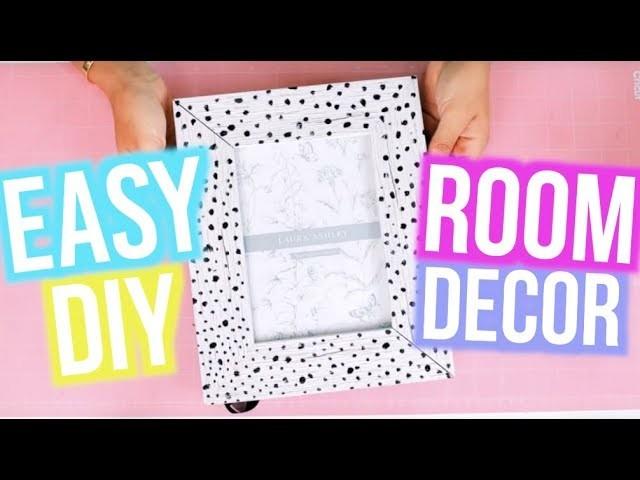 Cute Diy Home Decor Ideas: DIY Room Decor 2018! Cute And Easy Ideas For Teens