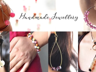 Handmade Jewellery   Pearls and Crystal Jewellery
