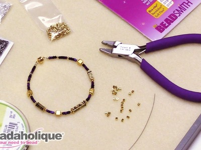 How to Use the BeadSmith Magical Crimp Forming Tool with Magical Crimps