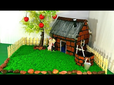 School Project Craft   Craft Idea For Children   Tutorial   Step By Step   By Punekar Sneha