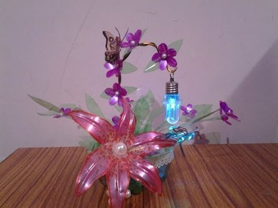Best Craft Idea Out Of Waste Plastic Bottles Ll Amazing Room