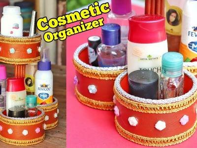 DIY Desk Organizer. DIY Makeup Organizer. Best craft Idea of LifeStyle Designs