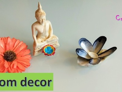 Diy home decor | best craft idea from waste | cool idea you should know | 5 - minute diy decor idea