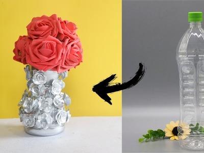 Plastic Plastic Bottle Decor Craft Ideas Best Out Of Waste Reuse