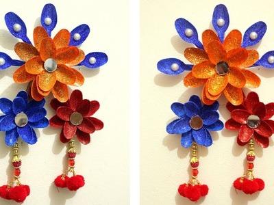 DIY Plastic Spoon Craft Idea