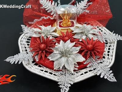 DIY Wedding  Shagun Basket | JK Wedding Craft 151
