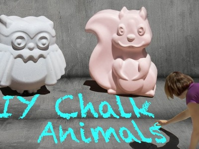 How to Make Homemade Sidewalk Chalk | DIY Craft for Kids