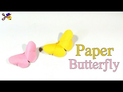 How To Make Paper Butterfly | Best Craft Idea | Cute DIY Paper Craft | DIY Arts And Crafts