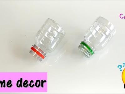 Plastic bottle craft ideas | Best out of waste | plastic bottle reuse idea | diy home decor idea