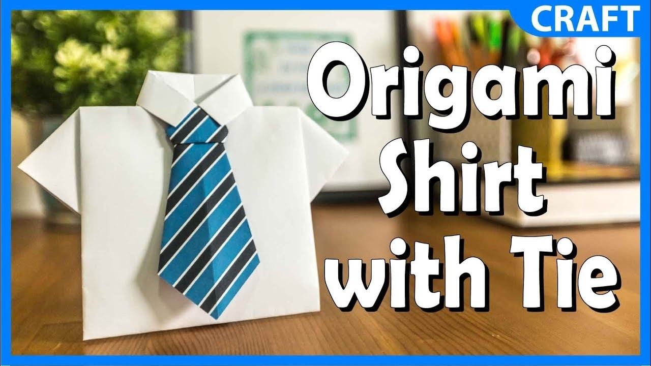 Origami Shirt Tutorial Labzada T Link Instructions By Wakeangel2001 On Deviantart Simple Paper Crafts With Tie Craft Diy For Kids