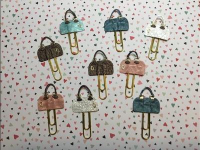 Super Cute Alina Craft Designer Handbag  Paper Clip Tutorial || Aliexpress