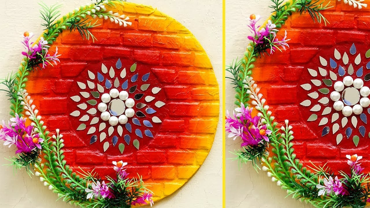 Unique DIY Wall Decor For Home | Best Out of Waste Craft Ideas | DIY For Home