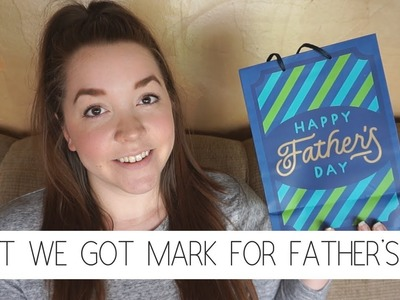 What We Got Mark for Father's Day + Easy Craft Ideas