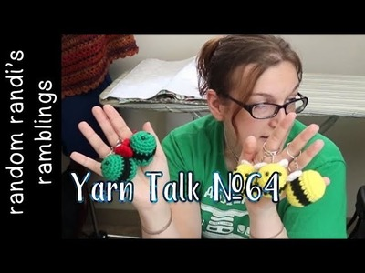 Yarn Talk #64: Craft Fair Makes & Sewing Projects ||Knit, Crochet, Fiber Arts Podcast