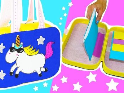 ???? DIY   DIY Unicorn bag   DIY bag making tutorial   How to make Unicorn   Julia DIY