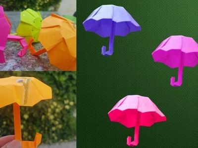 DIY Paper Umbrella Tutorial