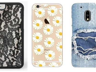 DIY Phone Case Life Hacks! Phone DIY Projects & Popsocket Crafts!