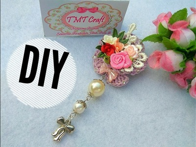 DIY. TUTORIAL SHABBY VINTAGE BROOCH