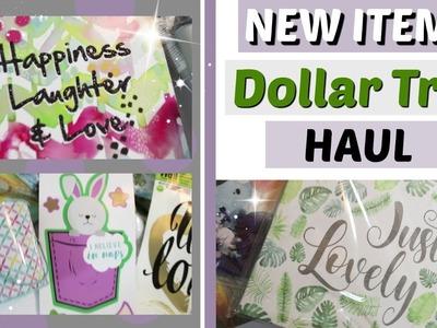New Decor Dollar Tree 2018 |Dollar Tree Craft Supplies Haul | Dollar Tree New Items 2018
