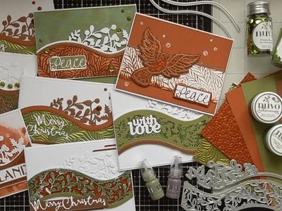 Tonic Craft Kit #11 Multiple Cards :D