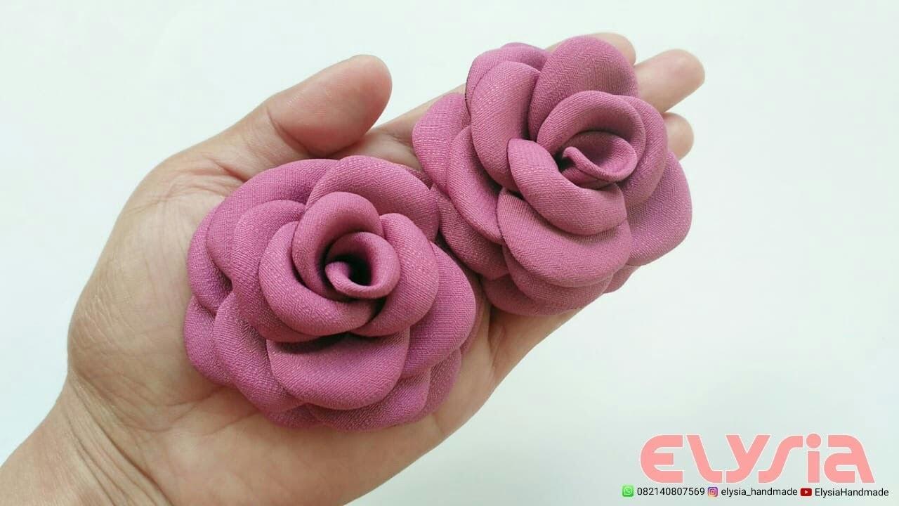 Tutorial Gardenia Menggunakan Uang  Logam   How To Make   DIY by Elysia Handmade