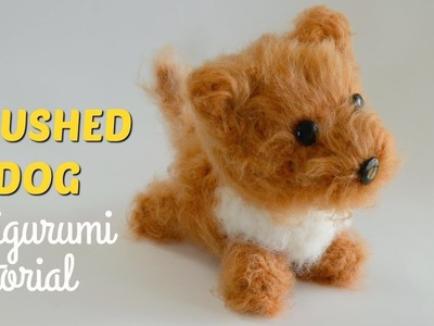 Dog Amigurumi Crochet Tutorial
