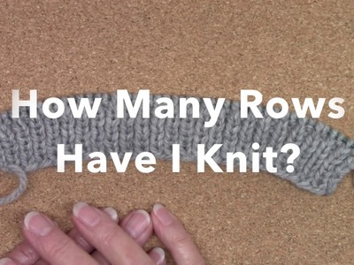How to Count Rows