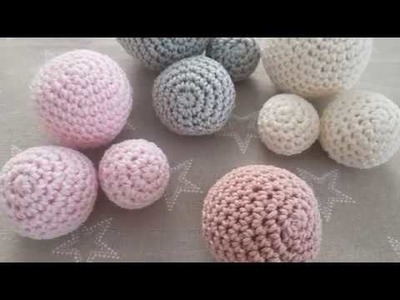 How to crochet a ball by BerlinCrochet